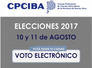 elecciones CPCIBA