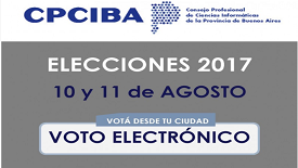 elecciones CPCIBAch